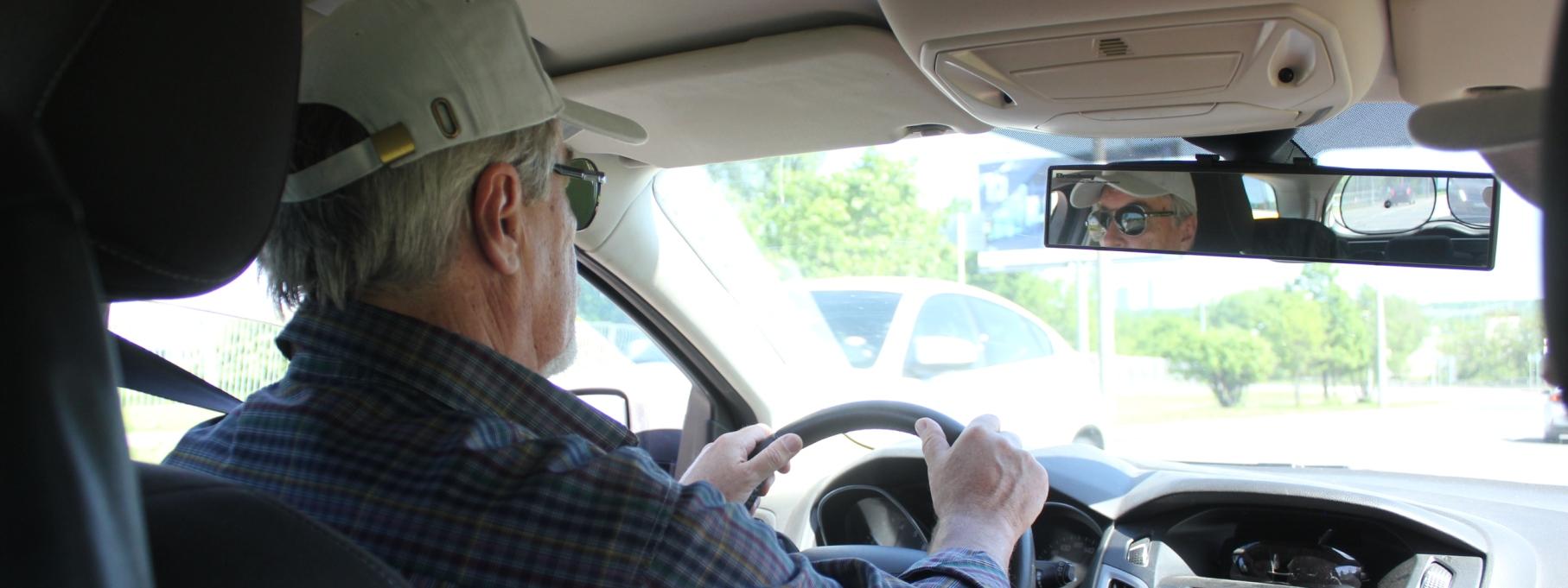 Безопасного вождения